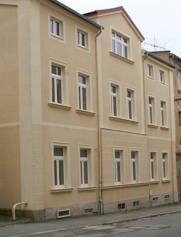 Außenansicht Jahnstraße